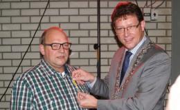 Koninklijke onderscheiding Jan Piepot